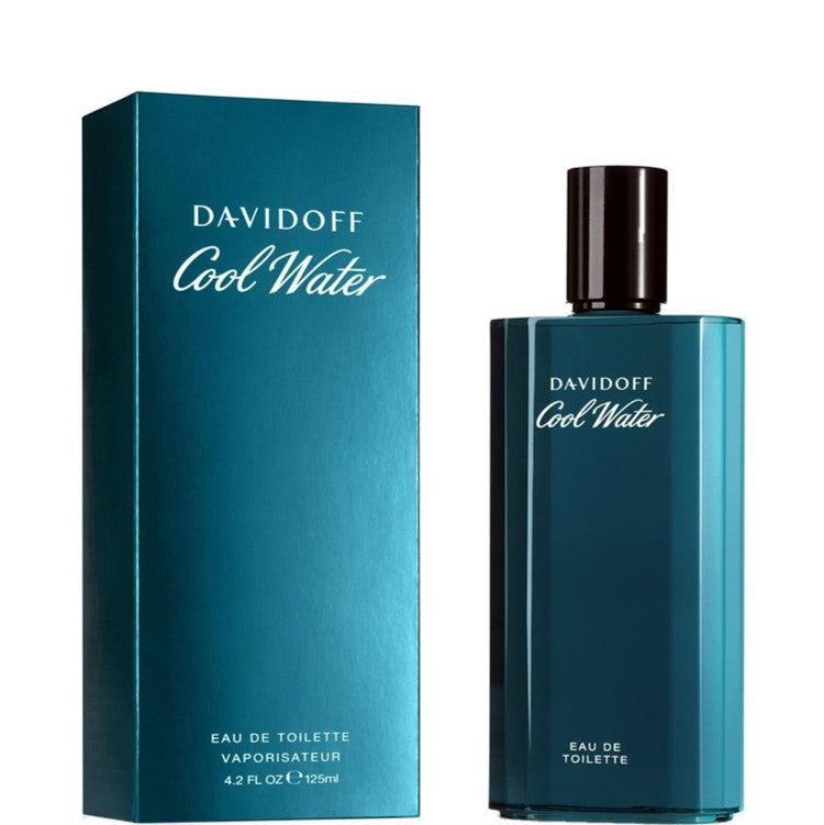 Davidoff Cool Water Aftershave 125ml or 75 ml