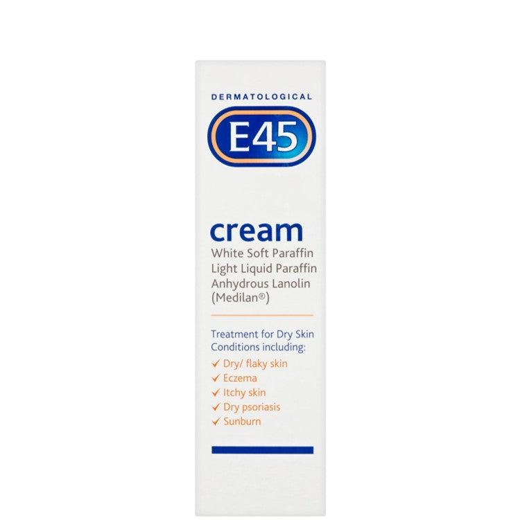 E45 Dermatological Cream 50g