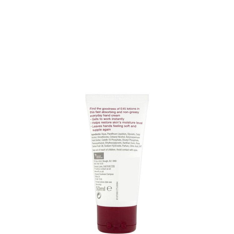 E45 Dermatological Nourish & Restore Hand Cream 50ml