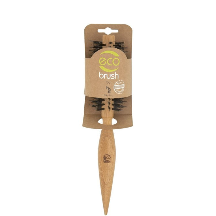 Eco Natural Bristle Radial Brush