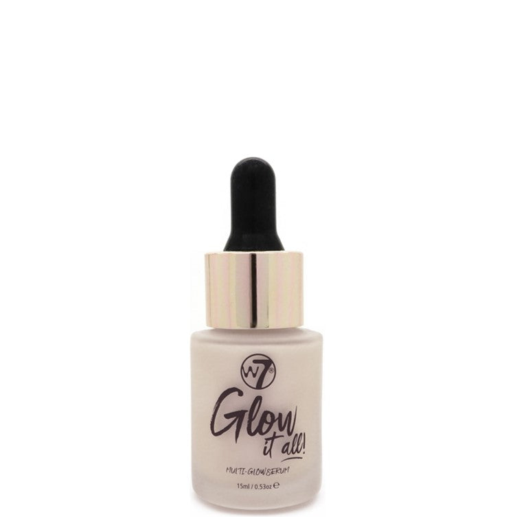 Pink About It W7 Glow It All Multi Glow Serum Highlighter