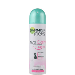 Garnier Mineral InvisiCalm 48H Deodorant Spray 150ml