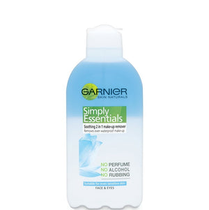 Garnier Skin Naturals Simply Essentials 2 in 1 Makeup Remover 200ml