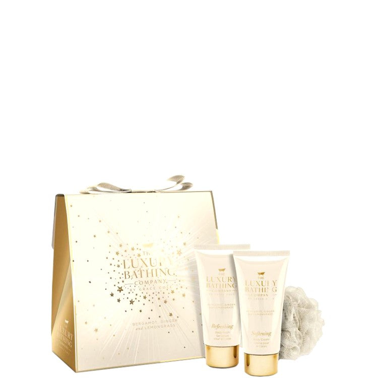 The Luxury Bathing Company by Grace Cole Getting Gorgeous 3 piece Gift Set