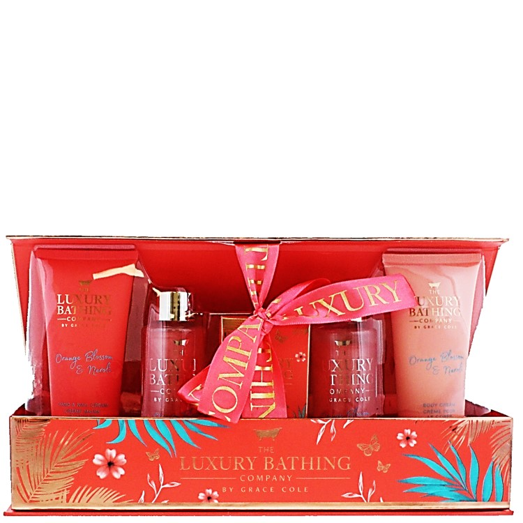 The Luxury Bathing Company by Grace Ultimate Indulgence 5pc Gift Set