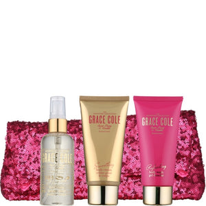 Grace Cole Sweet Peony & Vanilla The Signature 4pc Gift Set