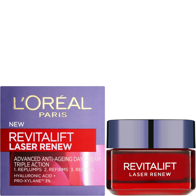 L'Oreal Paris Revitalift Laser Renew Day Cream 50ml