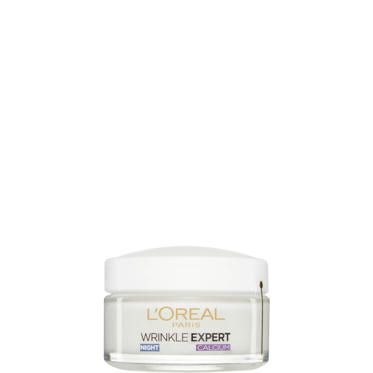 L'Oreal Paris Wrinkle Expert 55+ Calcium Night Cream 50ml