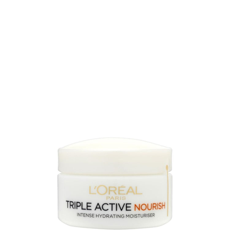 L'Oreal Paris Triple Active Nourish Day Moisturiser 50ml