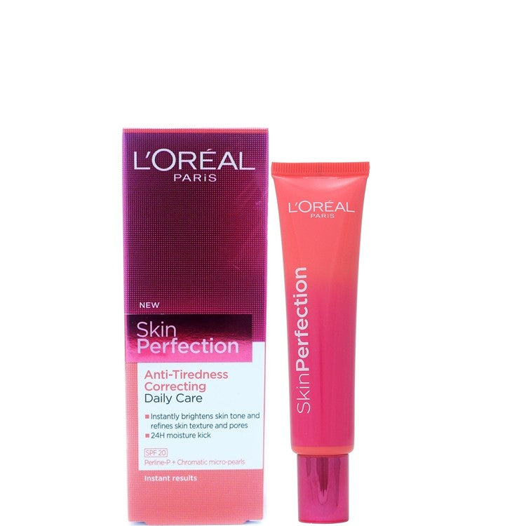 L'Oréal Paris Skin Perfection Anti-Tiredness Skin Cream 35ml