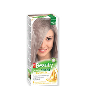 Permanent Hair colour 'MM Beauty Phyto & Colour' 125g № M02 Platinum