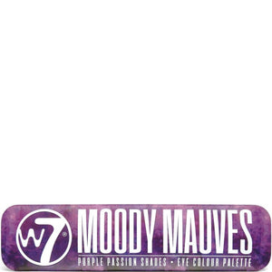 W7 Moody Mauves Eyeshadow Palette