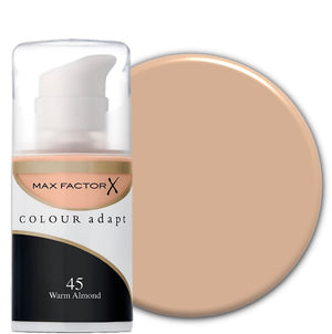 Warm Almond 45 Colour Adapt Foundation