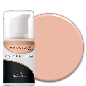Blushing Beige 55 Colour Adapt Foundation