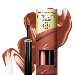 Max Factor Lipfinity Stay Bronzed 191