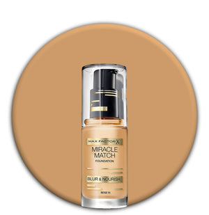 Max Factor Miracle Match Beige 55