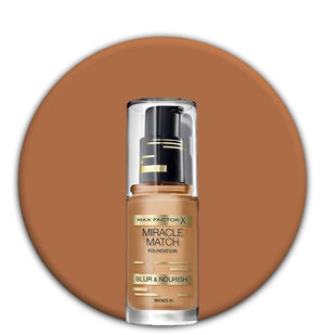 Max Factor Miracle Match Bronze 80