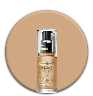 Max Factor Miracle Match Golden 75