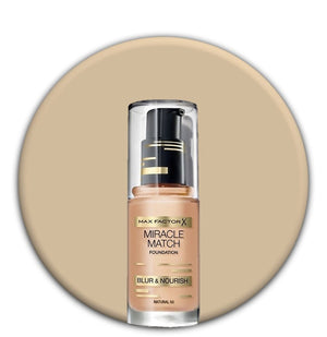 Max Factor Miracle Match Natural 50