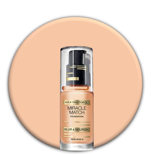 Max Factor Miracle Match Pearl Beige 35