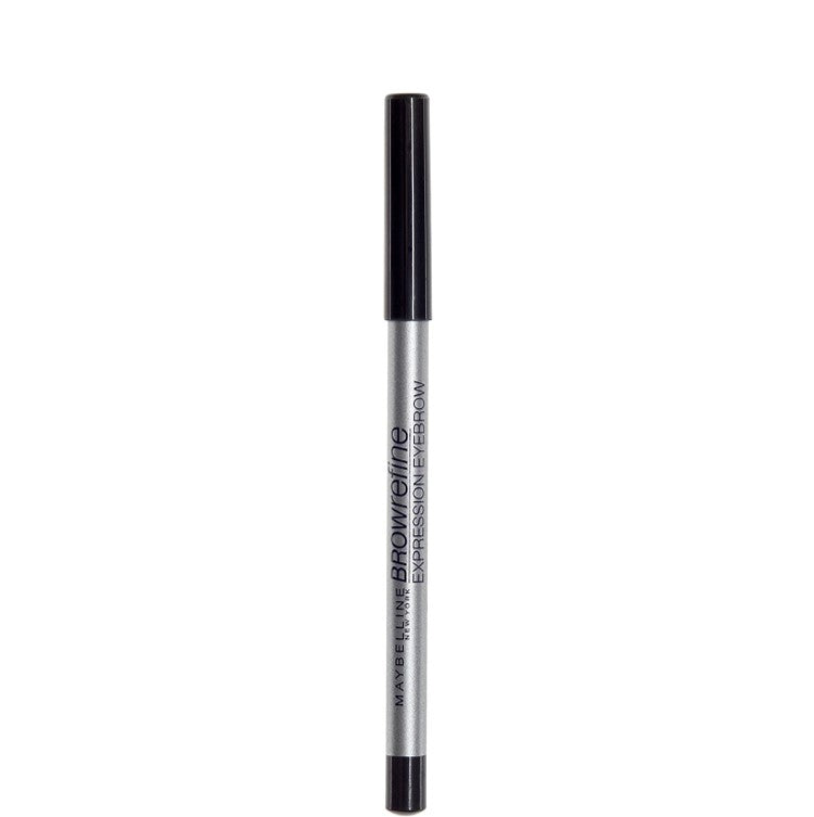 Maybelline Brow Refine Expression Soft Eyebrow Pencil Black