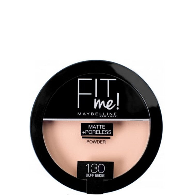 Fair Ivory 110 Fit Me Matte Pressed Powder