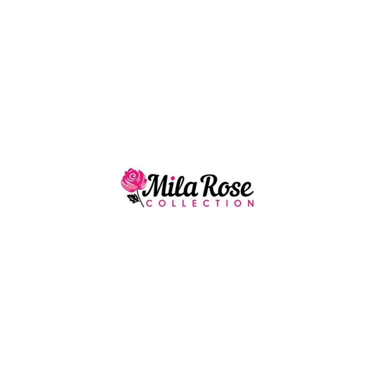 Mila Rose Black Volume and Shape Basic Vent Hair Brush