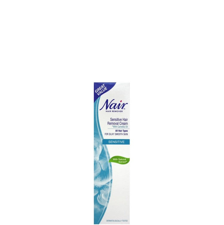Nair Sensitive Hair Removal Cream 80ml S B The Beauty Shop