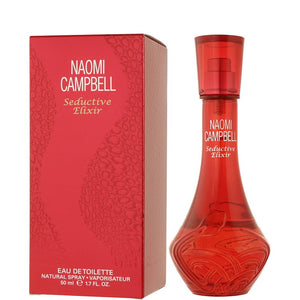 Naomi Campbell Seductive Elixir Eau de Toilette Spray 50ml