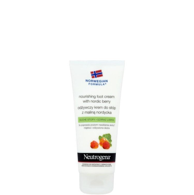 Neutrogena Nourishing Foot Cream With Nordic Berry 100ml