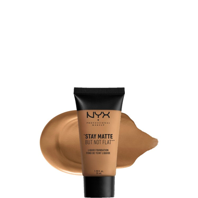 Sienna Stay Matte Not Flat Liquid Foundation