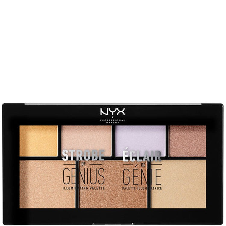 NYX Strobe of Genius Highlighter Palette