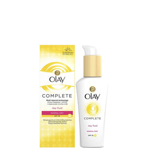 Olay Complete 3 in 1 Lightweight Day Fluid SPF25 Moisturiser 75ml