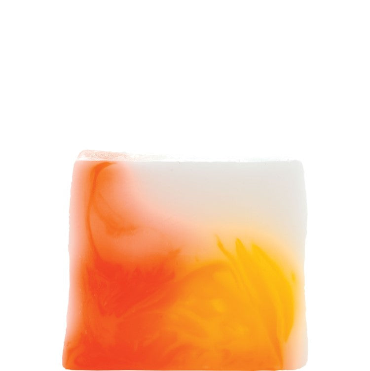 Orange Soda Soap Slice 100g
