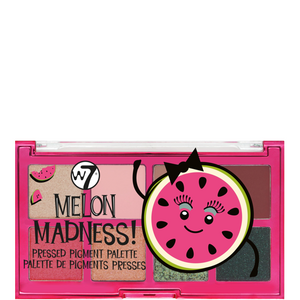 Melon Madness Pressed Pigment Palette by W7