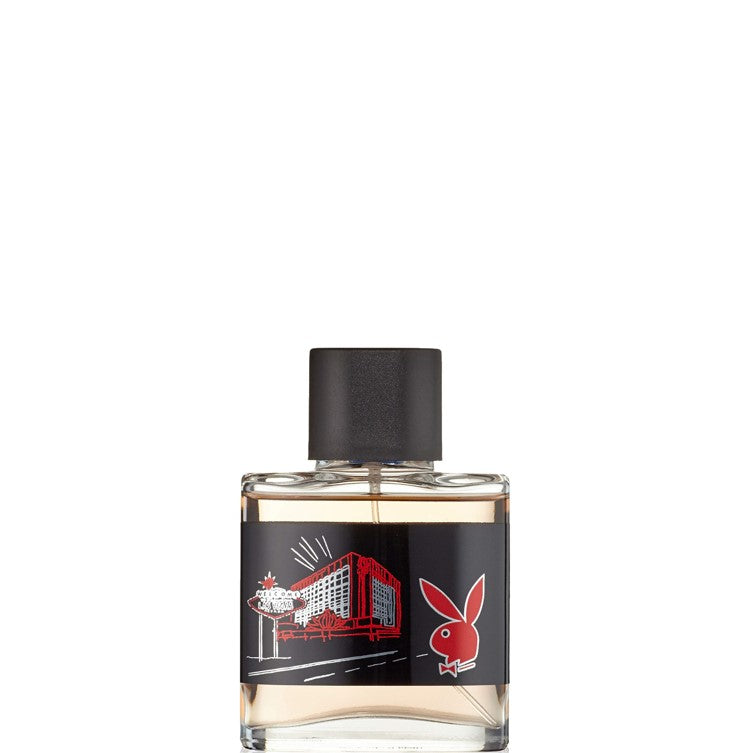 Playboy Vegas Eau de Toilette Men's 50ml