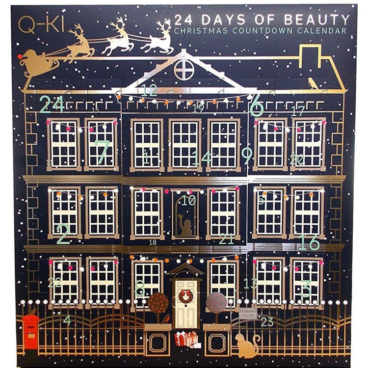 Q-Ki Beauty Advent Calendar