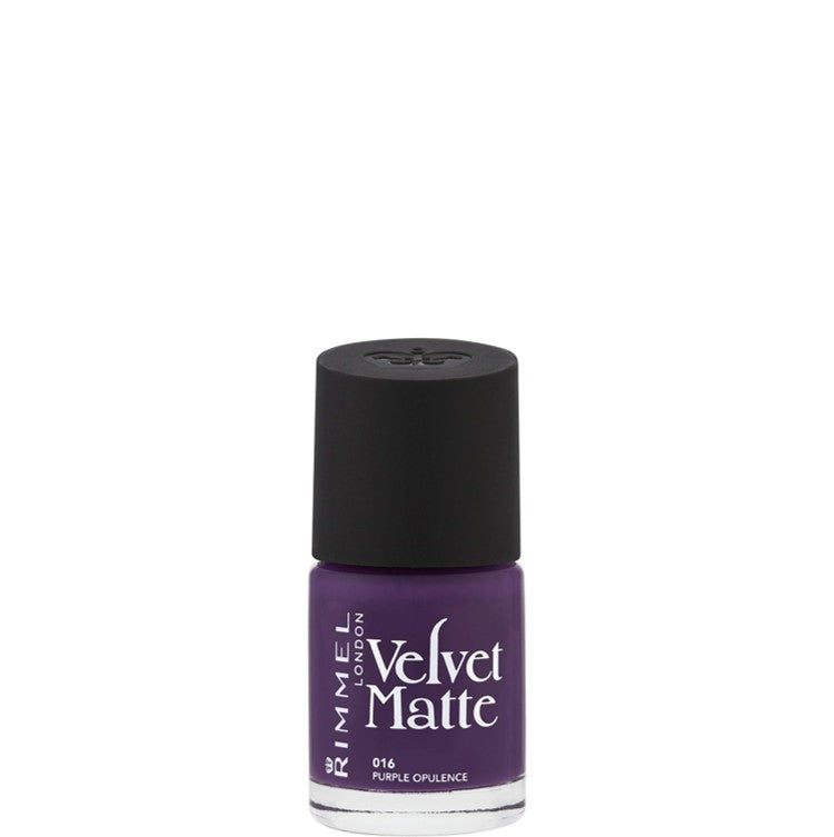 015 Midnight Kiss Velvet Matte Nail Polish