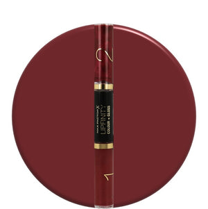 Reflective Ruby 550 Max Factor Lipfinity Colour & Gloss