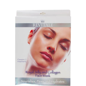 Revitale Collagen & Royal Jelly Face Mask 2 Packs