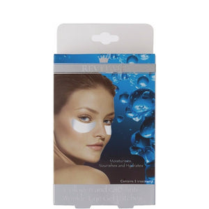 Revitale Collagen and Q10 Anti-Wrinkle Eye Gel Patches 5 Piece