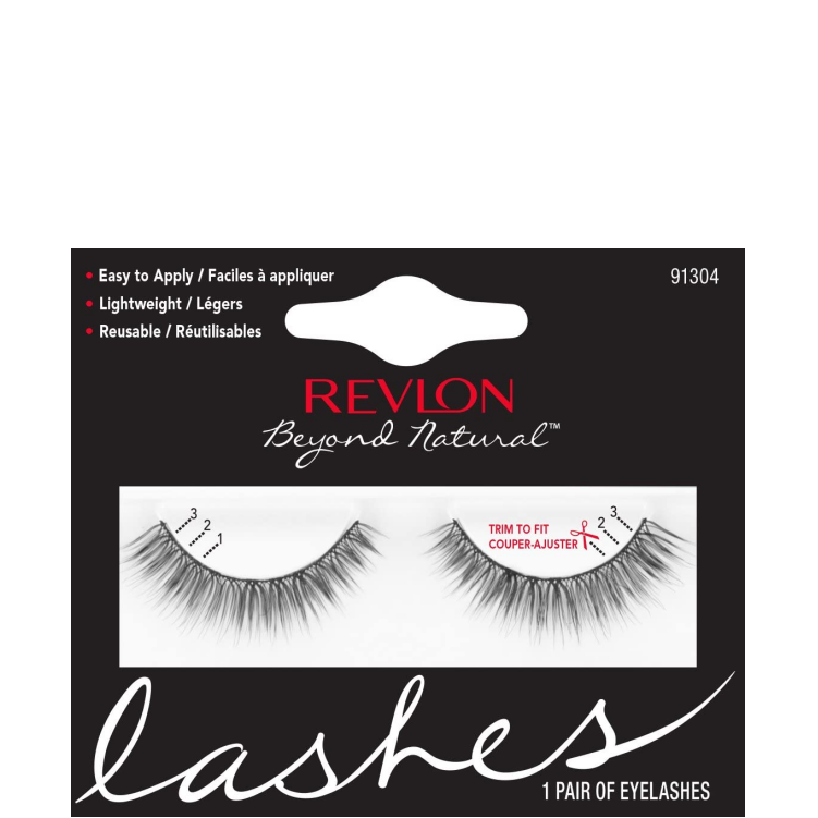 Revlon Beyond Natural Lashes Lengthening 91304