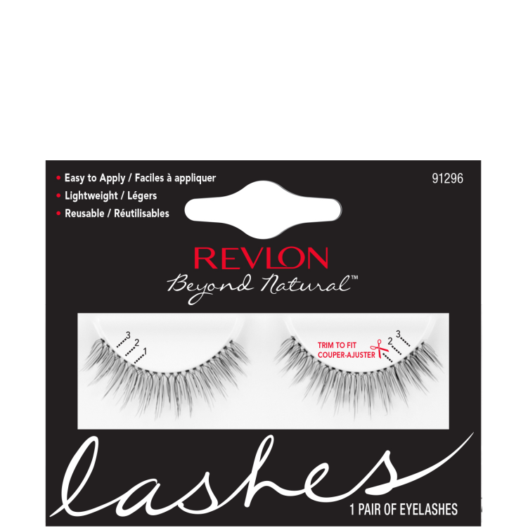 Revlon Beyond Natural Lashes Volumizing 91296
