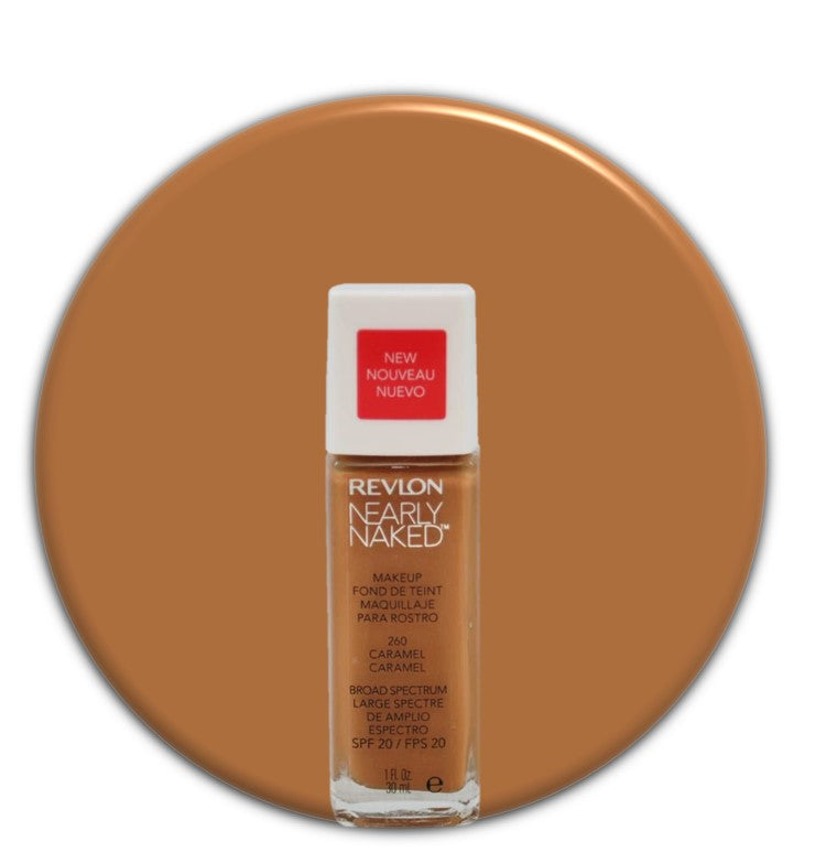 Revlon Nearly Naked Foundation 30ml