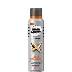 Right Guard Xtreme Heat Control Deodorant 150ml