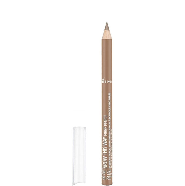 Rimmel Brow This Way Brow Eyebrow Pencil 001 Light