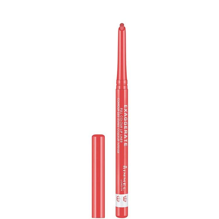 Rimmel Lip Pencil Exaggerate Peachy Beachy 102