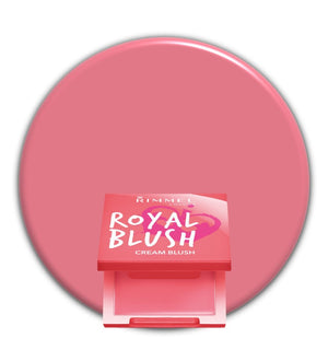 Majestic Pink 002 Rimmel Royal Cream Blush