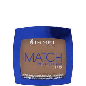 Rimmel Match Perfection Cream Compact Foundation