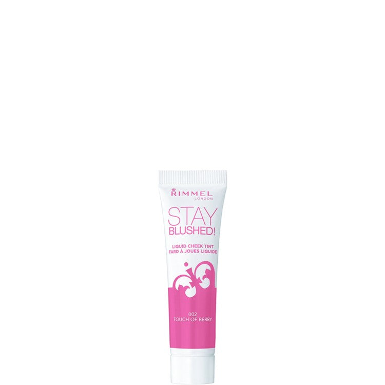 Touch Of Berry 002 Stay Blushed Cheek Tint